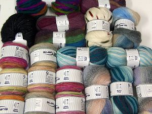 Lux Winter Yarns In this list; you see most recent 50 mixed lots. <br>