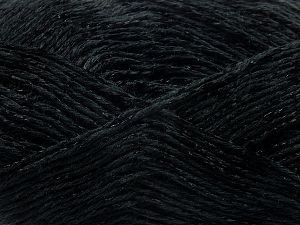 Fiber Content 67% Cotton, 33% Viscose, Brand Ice Yarns, Black, fnt2-67845