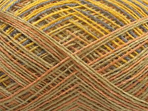 Fiber Content 100% Acrylic, Salmon, Light Khaki, Brand Ice Yarns, Grey, Gold, fnt2-67896
