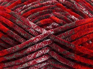 Περιεχόμενο ίνας 100% Micro Fiber, Red, Brand Ice Yarns, Grey Shades, fnt2-67933