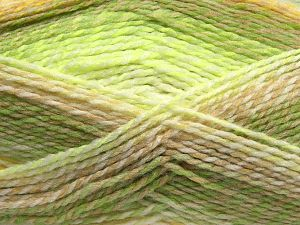 Fiber Content 100% Acrylic, Yellow, Brand Ice Yarns, Green Shades, Camel, fnt2-67942