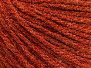 Fiber Content 8% Viscose, 54% Acrylic, 20% Wool, 18% Alpaca, Terra Cotta, Brand Ice Yarns, fnt2-67972