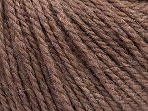 Fiber Content 8% Viscose, 54% Acrylic, 20% Wool, 18% Alpaca, Brand Ice Yarns, Camel, fnt2-67977
