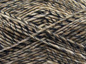 Fiber Content 9% Viscose, 62% Acrylic, 19% Alpaca, 10% Wool, Navy, Brand Ice Yarns, Grey, Camel, fnt2-67987