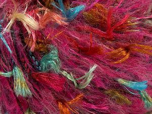 Fiber Content 30% Polyamide, 30% Cotton, 25% Acrylic, 15% Alpaca Superfine, Turquoise, Brand Ice Yarns, Gold, Fuchsia, Copper, Black, fnt2-67999