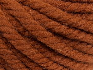 Fiber Content 100% Wool, Brand Ice Yarns, Copper, fnt2-68005