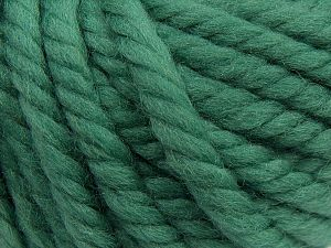 Fiber Content 100% Wool, Brand Ice Yarns, Green, fnt2-68008