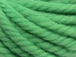 Fiber Content 100% Wool, Light Green, Brand Ice Yarns, fnt2-68009