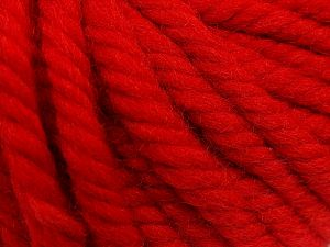 Fiber Content 100% Wool, Red, Brand Ice Yarns, fnt2-68010