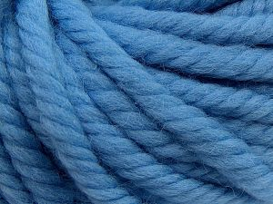 Fiber Content 100% Wool, Light Blue, Brand Ice Yarns, fnt2-68011