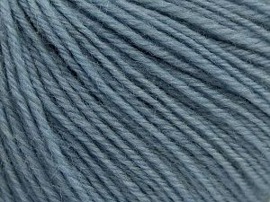 Machine washable. Fiber Content 100% Superwash Wool, Light Blue, Brand Ice Yarns, fnt2-68023
