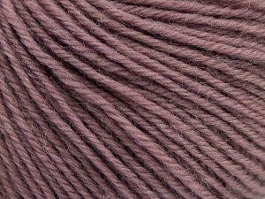Machine washable. Fiber Content 100% Superwash Wool, Light Maroon, Brand Ice Yarns, fnt2-68024