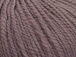 Fiber Content 50% Premium Acrylic, 25% Wool, 25% Alpaca, Light Lavender, Brand Ice Yarns, fnt2-68080