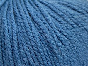 Fiber Content 50% Premium Acrylic, 25% Wool, 25% Alpaca, Light Blue, Brand Ice Yarns, fnt2-68081