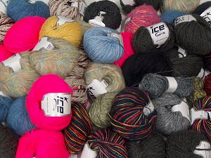 Fancy Yarns In this list; you see most recent 50 mixed lots. <br> To see all <a href=&/mixed_lots/o/4#list&>CLICK HERE</a> (Old ones have much better deals)<hr> Brand Ice Yarns, fnt2-68107
