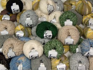 Winter Yarns In this list; you see most recent 50 mixed lots. <br> To see all <a href=&/mixed_lots/o/4#list&>CLICK HERE</a> (Old ones have much better deals)<hr> Brand Ice Yarns, fnt2-68108
