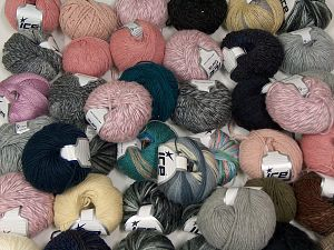 Fancy Yarns In this list; you see most recent 50 mixed lots. <br> To see all <a href=&/mixed_lots/o/4#list&>CLICK HERE</a> (Old ones have much better deals)<hr> Brand Ice Yarns, fnt2-68111