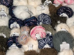 Fancy yarns In this list; you see most recent 50 mixed lots. <br> To see all <a href=&/mixed_lots/o/4#list&>CLICK HERE</a> (Old ones have much better deals)<hr> Brand Ice Yarns, fnt2-68113