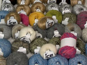 Luxury Winter Yarns In this list; you see most recent 50 mixed lots. <br> To see all <a href=&/mixed_lots/o/4#list&>CLICK HERE</a> (Old ones have much better deals)<hr> Brand Ice Yarns, fnt2-68116