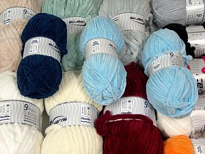 Chenille Types In this list; you see most recent 50 mixed lots. <br>