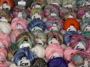 Fancy yarns In this list; you see most recent 50 mixed lots. <br> To see all <a href=&/mixed_lots/o/4#list&>CLICK HERE</a> (Old ones have much better deals)<hr> Brand Ice Yarns, fnt2-68118