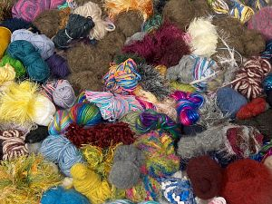 Leftover of Fancy Yarns In this list; you see most recent 50 mixed lots. <br> To see all <a href=&/mixed_lots/o/4#list&>CLICK HERE</a> (Old ones have much better deals)<hr> Brand Ice Yarns, fnt2-68125