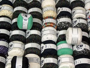 Fancy Yarns In this list; you see most recent 50 mixed lots. <br> To see all <a href=&/mixed_lots/o/4#list&>CLICK HERE</a> (Old ones have much better deals)<hr> Brand Ice Yarns, fnt2-68129