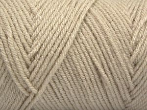 Fiber Content 100% Dralon Acrylic, Light Beige, Brand Ice Yarns, fnt2-68132