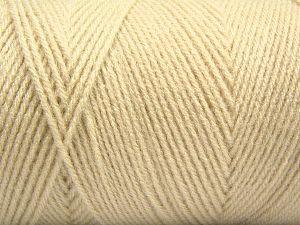 Fiber Content 100% Dralon Acrylic, Brand Ice Yarns, Cream, fnt2-68139