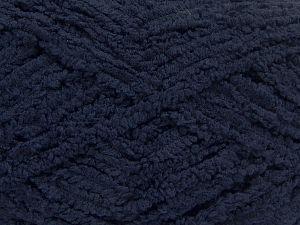 Fiber Content 100% Micro Fiber, Brand Ice Yarns, Dark Navy, fnt2-68175