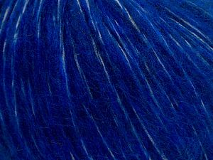 Fiber Content 55% Acrylic, 23% Nylon, 22% Wool, Navy, Brand Ice Yarns, Blue, fnt2-68224