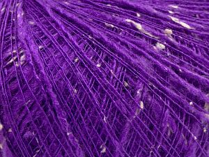Fiber Content 88% Acrylic, 12% Viscose, Purple, Brand Ice Yarns, fnt2-68269