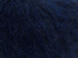 Fiber Content 55% Acrylic, 23% Nylon, 22% Wool, Brand Ice Yarns, Dark Navy, fnt2-68275