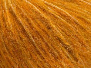 Fiber Content 55% Acrylic, 23% Nylon, 22% Wool, Brand Ice Yarns, Gold, fnt2-68293