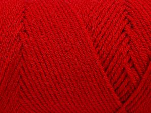 Fiber Content 100% Dralon Acrylic, Brand Ice Yarns, Dark Red, fnt2-68356
