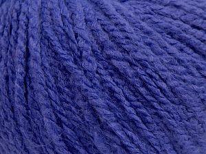 Fiber Content 50% Acrylic, 47% Polyamide, 3% Elastan, Lavender, Brand Ice Yarns, fnt2-68376