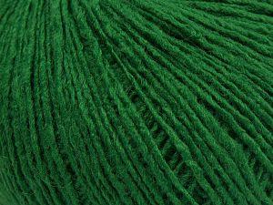 Fiber Content 95% Acrylic, 5% Elastan, Brand Ice Yarns, Dark Green, fnt2-68387
