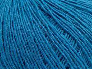Fiber Content 95% Acrylic, 5% Elastan, Brand Ice Yarns, Blue, fnt2-68388