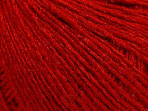 Fiber Content 95% Acrylic, 5% Elastan, Red, Brand Ice Yarns, fnt2-68393