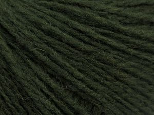 Fiber Content 60% Acrylic, 40% Wool, Khaki, Brand Ice Yarns, fnt2-68454