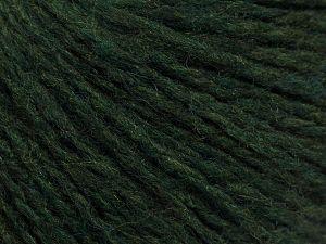 Fiber Content 60% Acrylic, 40% Wool, Brand Ice Yarns, Dark Khaki, fnt2-68455