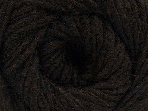İçerik 50% Yün, 50% Akrilik, Brand Ice Yarns, Coffee Brown, fnt2-68459