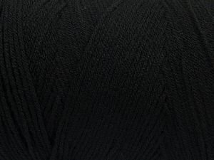 Fiber Content 100% Dralon Acrylic, Brand Ice Yarns, Black, fnt2-68463