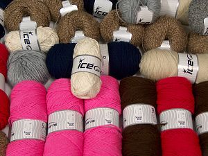 Fancy Yarns In this list; you see most recent 50 mixed lots. <br> To see all <a href=&/mixed_lots/o/4#list&>CLICK HERE</a> (Old ones have much better deals)<hr> Brand Ice Yarns, fnt2-68510