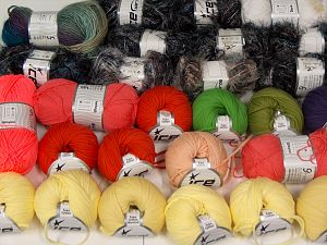 Fancy Yarns In this list; you see most recent 50 mixed lots. <br> To see all <a href=&/mixed_lots/o/4#list&>CLICK HERE</a> (Old ones have much better deals)<hr> Brand Ice Yarns, fnt2-68517