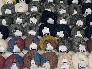 Winter Yarns In this list; you see most recent 50 mixed lots. <br> To see all <a href=&/mixed_lots/o/4#list&>CLICK HERE</a> (Old ones have much better deals)<hr> Brand Ice Yarns, fnt2-68522