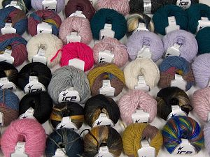 Winter Yarns In this list; you see most recent 50 mixed lots. <br> To see all <a href=&/mixed_lots/o/4#list&>CLICK HERE</a> (Old ones have much better deals)<hr> Brand Ice Yarns, fnt2-68523