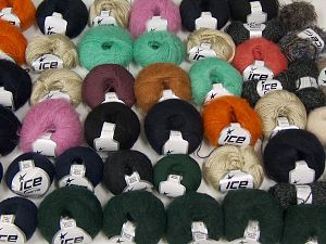 Winter Yarns In this list; you see most recent 50 mixed lots. <br> To see all <a href=&/mixed_lots/o/4#list&>CLICK HERE</a> (Old ones have much better deals)<hr> Brand Ice Yarns, fnt2-68524