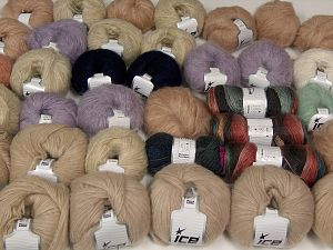 Winter Yarns In this list; you see most recent 50 mixed lots. <br> To see all <a href=&/mixed_lots/o/4#list&>CLICK HERE</a> (Old ones have much better deals)<hr> Brand Ice Yarns, fnt2-68526