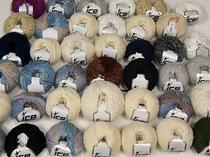 Winter Yarns In this list; you see most recent 50 mixed lots. <br> To see all <a href=&/mixed_lots/o/4#list&>CLICK HERE</a> (Old ones have much better deals)<hr> Brand Ice Yarns, fnt2-68528